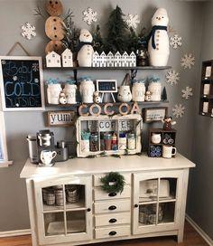 (notitle) - Renovation Tips - Coffee Nook, Coffee Carts, Coffee Corner, Coffee Mugs, Coffee Bar Station, Home Coffee Stations, Tea Station, Coffee Bars In Kitchen, Coffee Bar Home