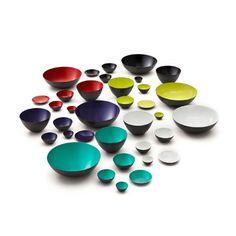 bowls by normann copenhagen