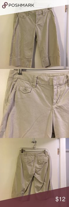 Gap khaki Bermuda shorts 100% cotton GAP Shorts Bermudas