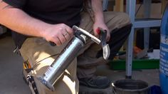 How To Make A Knife - Part Two: Tempering the Steel « Team Wild TV Team Wild TV