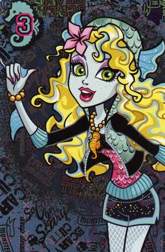 Photo of Lagoona Blue for fans of Monster High 28745722 Monster High Cosplay, Monster High Wiki, Monster High School, Monster High Characters, Monster Girl, Cartoon Quotes, Cartoon Movies, Monster High Bedroom, Personajes Monster High