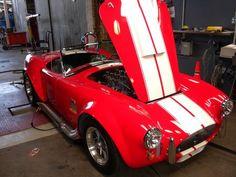 Braun's Automotive | '65 Cobra auto restoration project