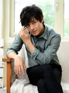 Kang Haneul, Watch Korean Drama, Big Crush, Asian Actors, Album, Celebrities, Boys, Faces, Movies