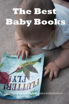The Best Baby Books - Books for infants to toddler aged children