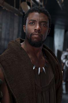 Black Panther Character T'Challa - Chadwick Boseman - Marvel - kulturmaterial
