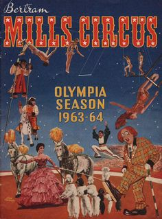 Circus collection: Bertram Mills Circus 1963/1964