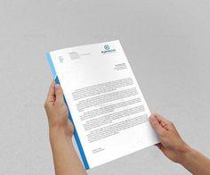 7 Corporate Letterhead