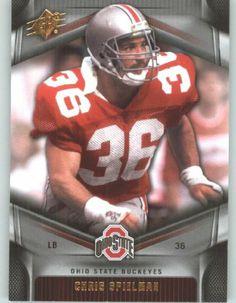 Buckeyes Football, Ohio State Football, Ohio State University, Ohio State Buckeyes, College Football Players, Football Cards, Football Helmets, Football Season, Ohio Stadium