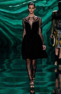 New York Fashion Week - Monique Lhuillier