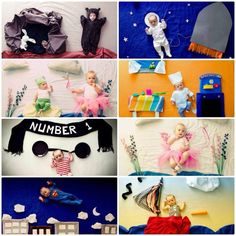 Creative baby photos :)