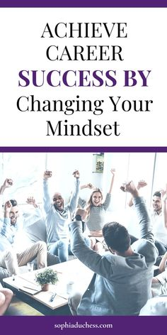 Achieve your career goals by making one small but powerful mindset shift and watch your career soar Success And Failure, Career Success, Career Coach, Career Advice, Common Job Interview Questions, Job Interview Tips, Change Your Mindset, Career Change, Work Life Balance