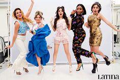 Fifth Harmony for Latina Magazine