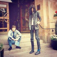Joey Ramone, Ramones, Punk Rock, Billy Sheehan, Pictures Of Lily, Billie Joe Armstrong, Gabba Gabba, Skinhead, Cool Bands