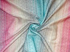 Didymos Indio Aurora sz 4 - our latest Pretty and first trade