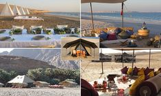 CAMPING OUT: This is the world's most luxurious desert camp: Oman's Hud Hud Travels