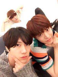 Ten, Yuta and Taeyong #SMROOKIES