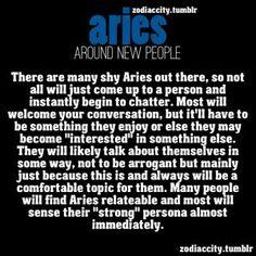 Aries Zodiac Quotes. QuotesGram