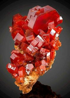 Vanadinite For more spiritual resources and beautiful metaphysical jewellery, check out www.crystalife.co.uk