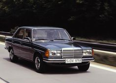 Mercedes W123 with Euro headlights. They run for 1,000,000 miles.