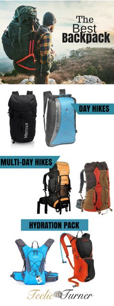 Do you love nature tripping? You should check this out! www.teelieturner.com #backpack