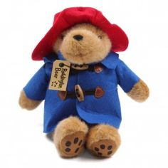 Paddington Bear was quite literally my childhood AND THEYRE MAKING A MOVIE. Even if it's rubbish, I'm going for nostalgia's sake.