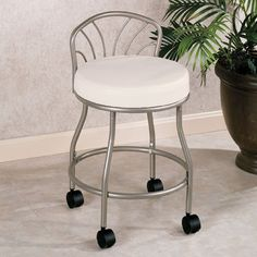 41 best vanity stool ideas images vintage decor antique furniture rh pinterest com