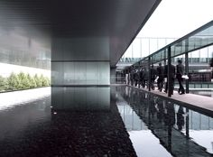 Gallery - Ferrari Operational Headquarters and Research Centre / Studio Fuksas - 10