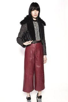 Proenza Schouler Pre-Fall 2014 Collection Photos - Vogue