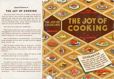 The Joy of Cooking - 1943/46 Edition