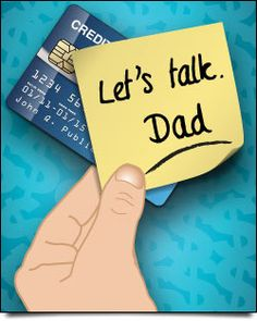 6 money experts share dad's best credit advice