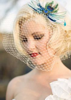 Brief Hairstyles for Weddings 2014 | Pink and Milk