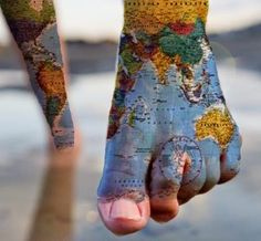 How beautiful are the feet of them that preach the gospel. Romans 10 15, Bible Qoutes, Lashes Logo, Love The Earth, Map Globe, Prophetic Art, Fantasy Art Landscapes, Jesus Freak, Gothic Outfits