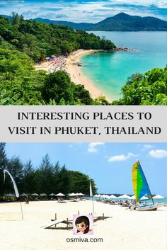 Get a chance to explore the wonders and interesting places to visit in Phuket, Thailand and immerse yourself with the beauty that envelopes it.