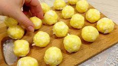 Fantastický recept zo zemiakov: Luxusná príloha, alebo originálne predjedlo na akúkoľvek príležitosť! Mozzarella, Yams, Pretzel Bites, Plum, Buffet, Food And Drink, Potatoes, Smoothie, Bread