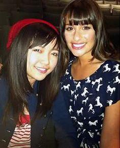 Charice & Lea Michele