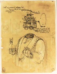 leonardo da vinci inventions | Leonardo da Vinci: Genial Inventor