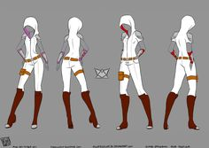 A kind of combat uniform by IrinaFestner94.deviantart.com on @deviantART