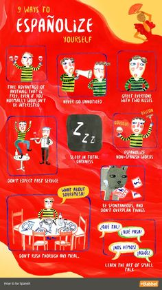 9 Steps To Españoliz