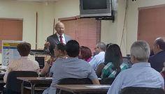 Armario de Noticias: MS realiza taller sobre sobre procedimientos en ci...