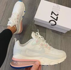 New (never used), Nike Air Max 270 React gym shoes . Make an offer!