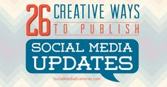 Are you struggling to find ideas for posts on Twitter, Facebook and Google+? This article helps you deliver a never-ending supply of social media updates.