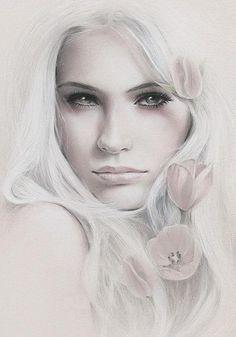 Pencil Blond (By Bec Winnel)