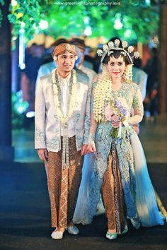 Secret Garden Wedding at Pondok Indah Lestari - Wedding_Aji
