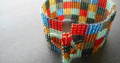 No matter how elaborate beadwork stitches become, or how many holes are added to seed beads, sometimes only simplicity will do. For this mon...