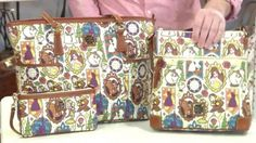 Beauty & the Beast Dooney & Bourke collection coming soon