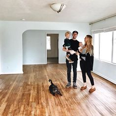 Here we are in our empty home, taking all our memories with us. I stood in this empty house last night and cried a few (okay a lot) of happy/sad/ nostalgic/excited tears. Nate and I sat on the floor and cried as we talked about specific memories we had here. Our first night in this house was almost 5 years ago. We had just got back from backpacking Europe, it was 3am, we were exhausted, we tossed a mattress on the floor and spent the next year renovating it ourselves. I was pregnant twice…