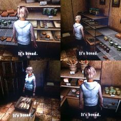 Staying on a low-carb diet is a real struggle in Silent Hill Cult Games, V Games, Video Games, Board Games, Silent Hill, Resident Evil, Beautiful Day, My Best Friend, Heather Mason