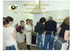 Workshop teórico-prático de alimentação anticancerígena
