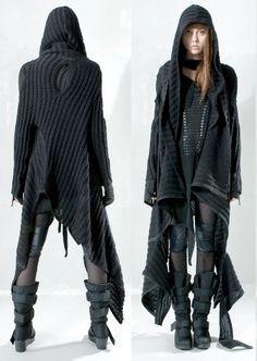 Cyberpunk / nice & raggedy.......FK YES!!!!