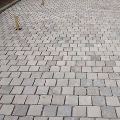 #Kandla Grey #Sandstone is available in different types of paving #stones cobbles.